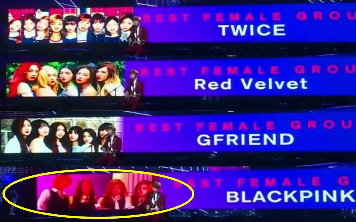 """Trước khi làm hòa, MAMA từng bị nghi """"trả thù"""" YG bằng cách bôi đỏ mặt BLACKPINK ngay trên sân khấu khiến fan phẫn nộ"""