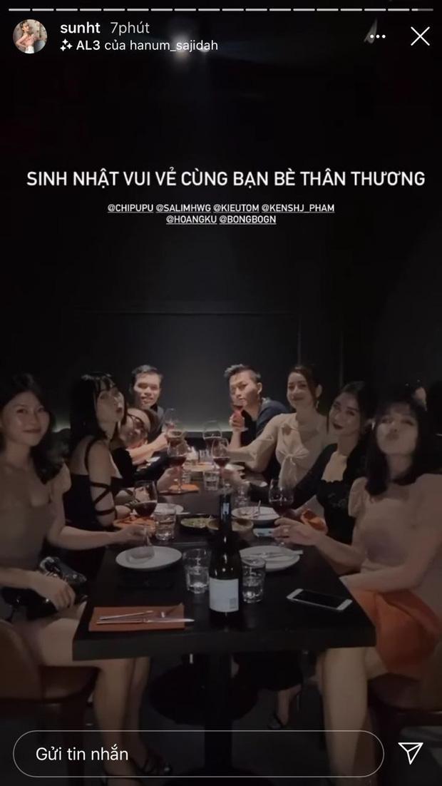 Quỳnh Anh Shyn đăng ảnh hoá trang Halloween một mình, trong khi Salim nhập hội Chi Pu và Sunht - ảnh 7