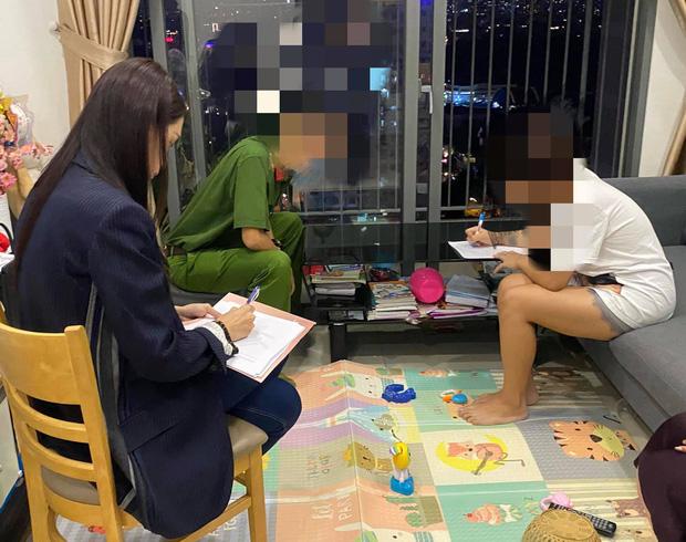 Xung quanh bức ảnh Hương Giang làm việc với công an: Luật sư chia sẻ những trường hợp có thể xảy ra và các quy định trong tố tụng - ảnh 1