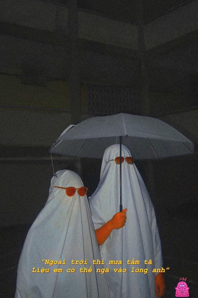 Những màn hóa trang siêu dị của học sinh ngày Halloween, thầy cô cũng lầy lội chẳng kém - ảnh 10