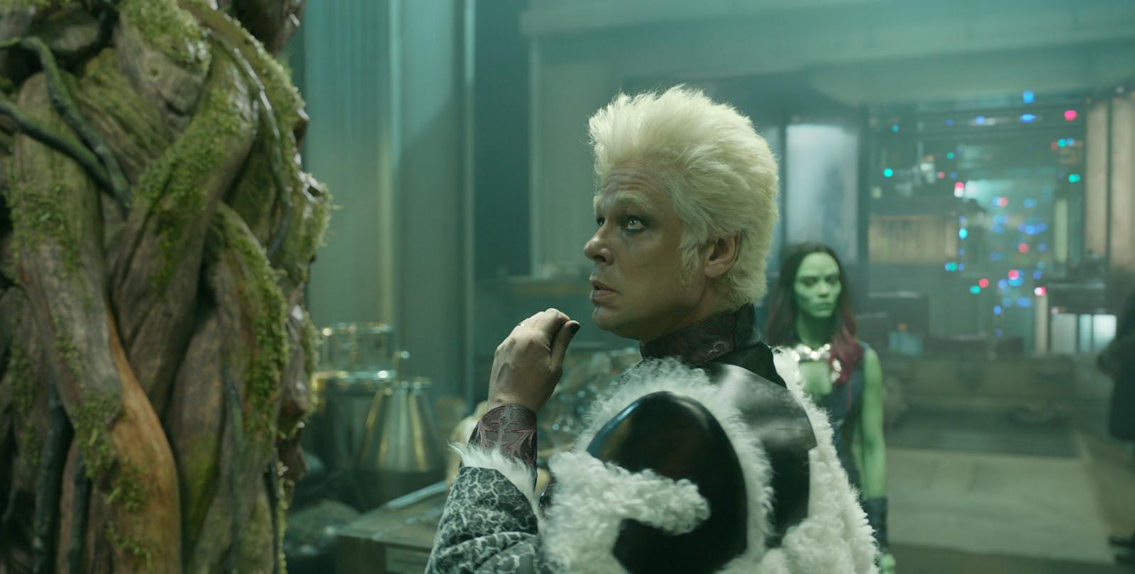 5 lần Marvel phí hoài những tên tuổi nổi tiếng: Glenn Close bỗng dưng bay màu, Benicio Del Toro chỉ biết đội tóc giả khoa trương  - Ảnh 1.