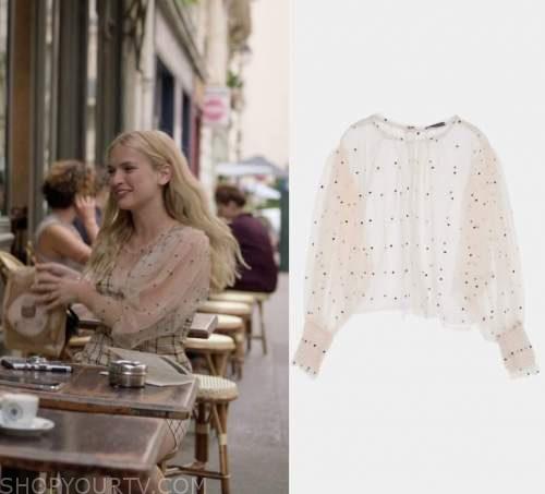 Đừng chỉ khen nữ chính, nữ phụ của Emily Ở Paris mới là quý cô chuẩn phong cách Pháp thanh lịch trong phim lẫn ngoài đời - Ảnh 8.