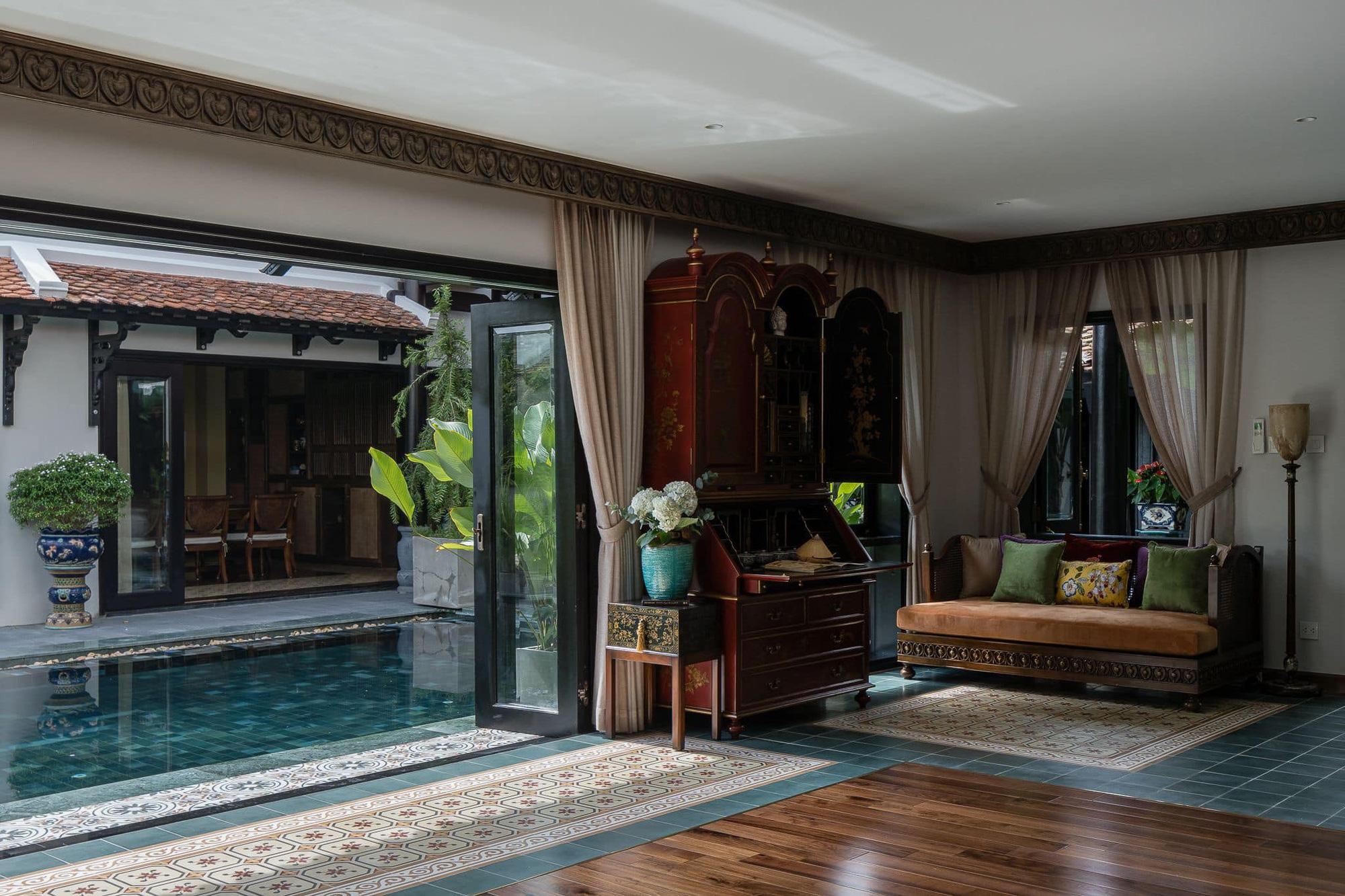 Ngôi nhà 400m2 tại Thảo Điền - Quận 2 được thiết kế từ ngôi biệt thự cổ, không gian thiên nhiên mê đắm lòng người - Ảnh 5.