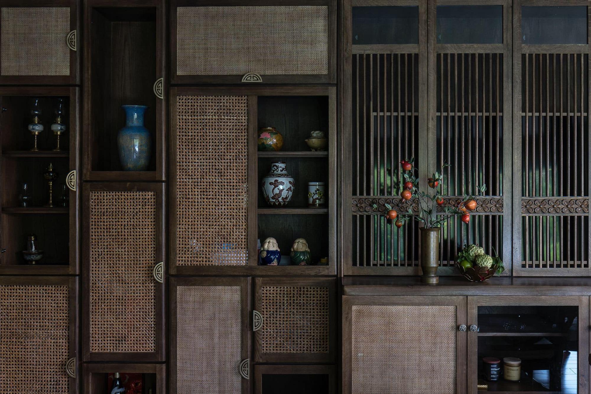 Ngôi nhà 400m2 tại Thảo Điền - Quận 2 được thiết kế từ ngôi biệt thự cổ, không gian thiên nhiên mê đắm lòng người - Ảnh 8.