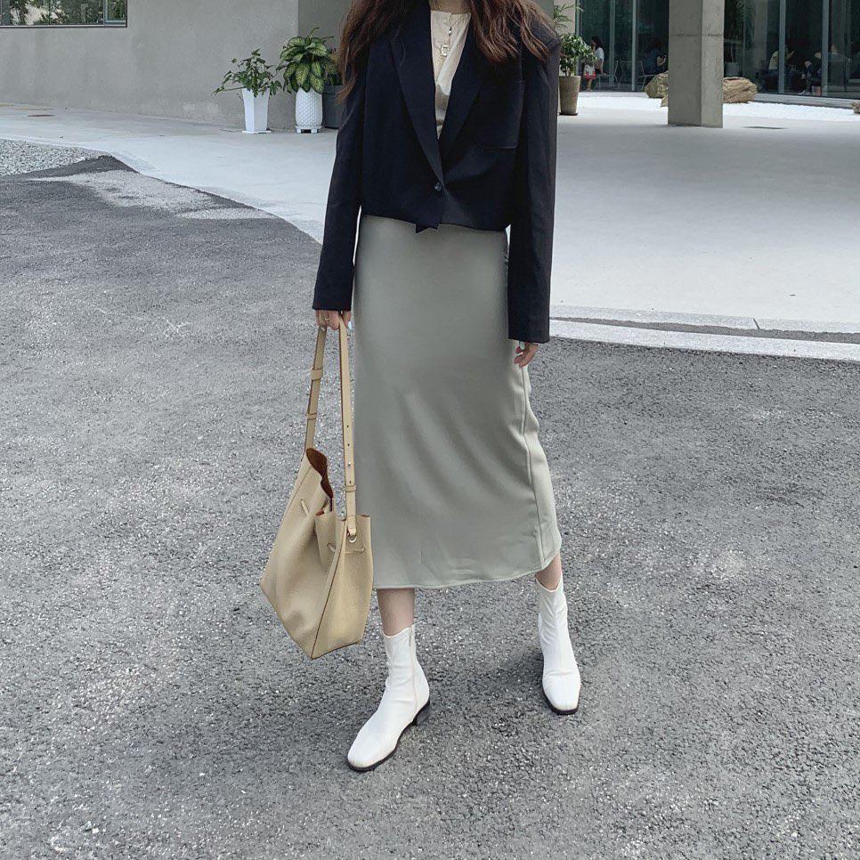 Mặc chân váy mùa đông cũng không sợ lạnh nhờ các tips dưới đây - Ảnh 9.
