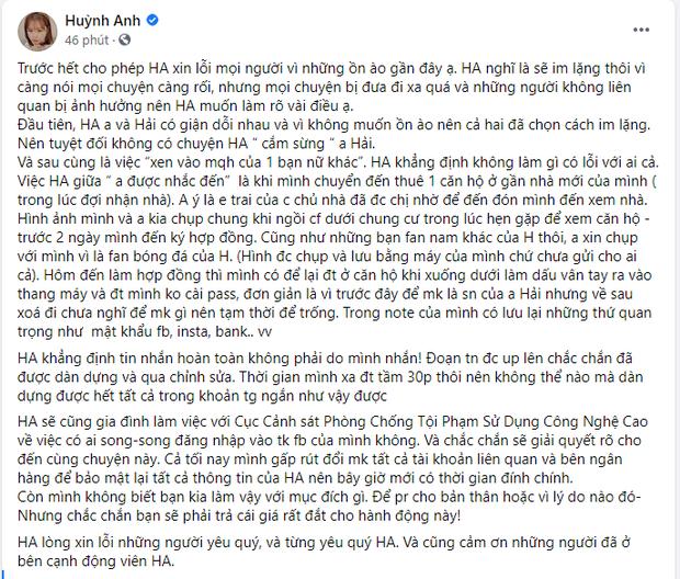 Những sai lầm chết người của Huỳnh Anh trong cuộc tình với Quang Hải - Ảnh 11.