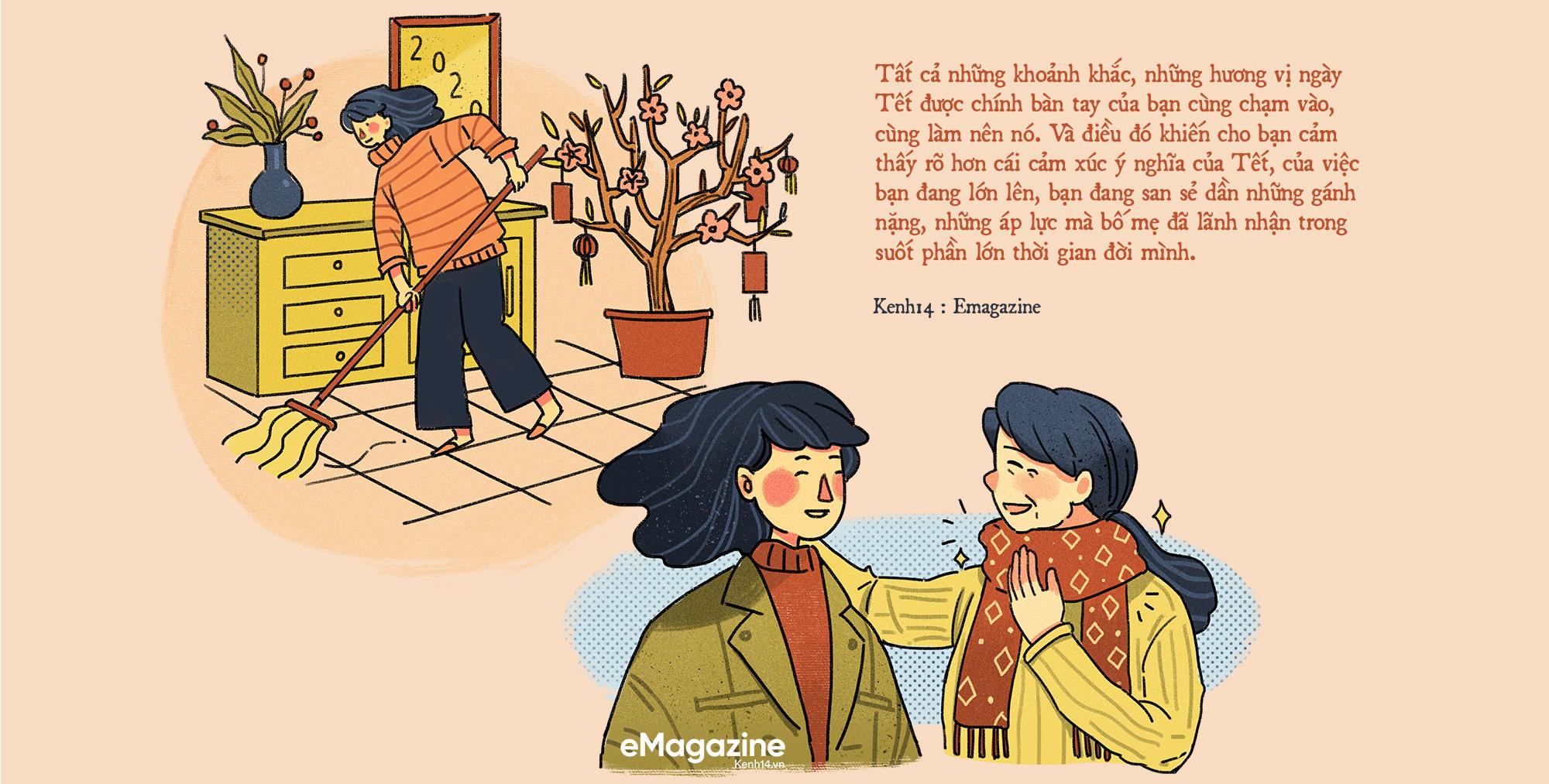 Mỗi mùa Tết về: Để ta thấy mình trưởng thành hơn từ những áp lực - Ảnh 2.