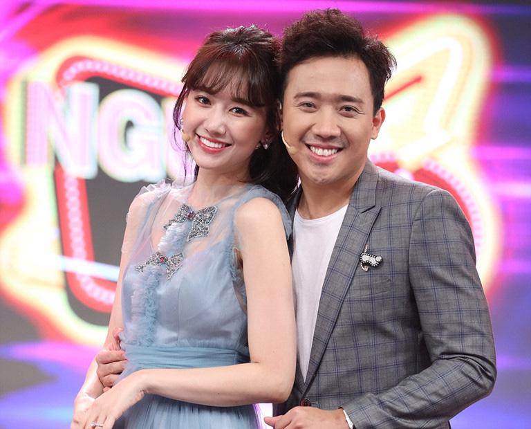 Nức lòng với 4 cặp đôi phim giả tình thật trên màn ảnh Việt: Trấn Thành - Hari cũng chưa ngọt bằng cặp đôi này - Ảnh 6.