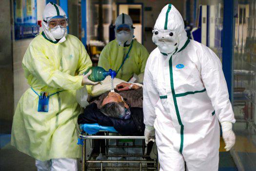 Dịch virus corona chuyển biến mạnh: 242 người chết, số ca nhiễm mới tăng gấp 9 lần, cao nhất từ trước đến nay - Ảnh 1.