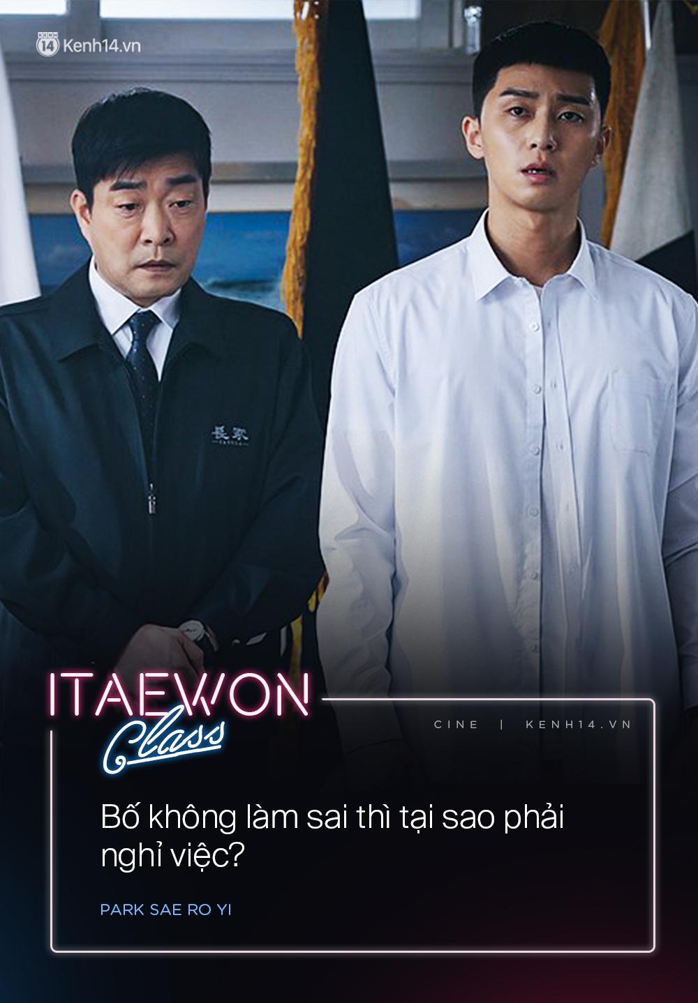 Ám ảnh với 10 câu thoại phản ánh xã hội bất công ở Tầng Lớp Itaewon: Mạng của bố tôi… được tính bằng tiền sao? - Ảnh 5.