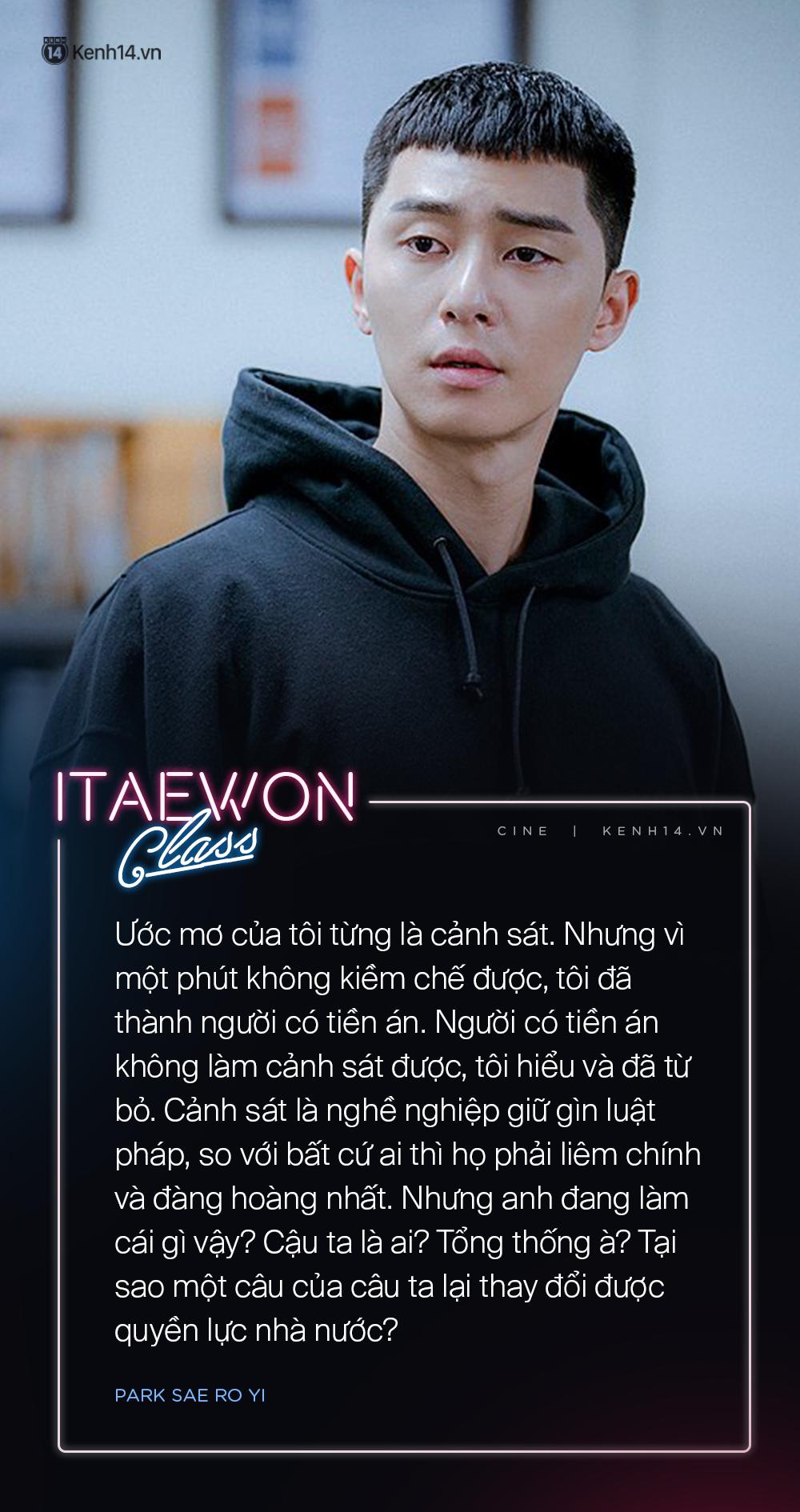 Ám ảnh với 10 câu thoại phản ánh xã hội bất công ở Tầng Lớp Itaewon: Mạng của bố tôi… được tính bằng tiền sao? - Ảnh 9.