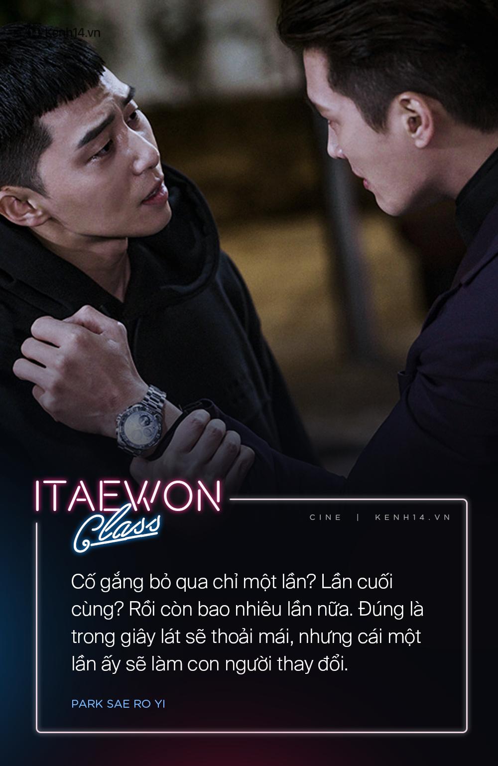 Ám ảnh với 10 câu thoại phản ánh xã hội bất công ở Tầng Lớp Itaewon: Mạng của bố tôi… được tính bằng tiền sao? - Ảnh 10.