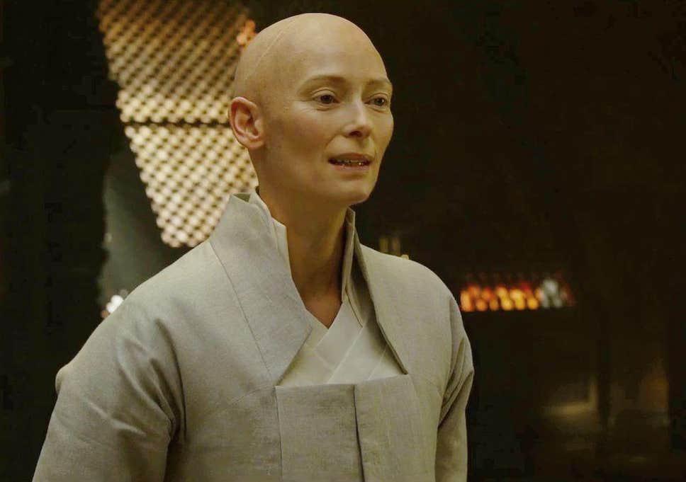 Sau Hulk, đến lượt Thượng Cổ Tôn Giả của Doctor Strange tham gia Parasite bản remake? - Ảnh 2.