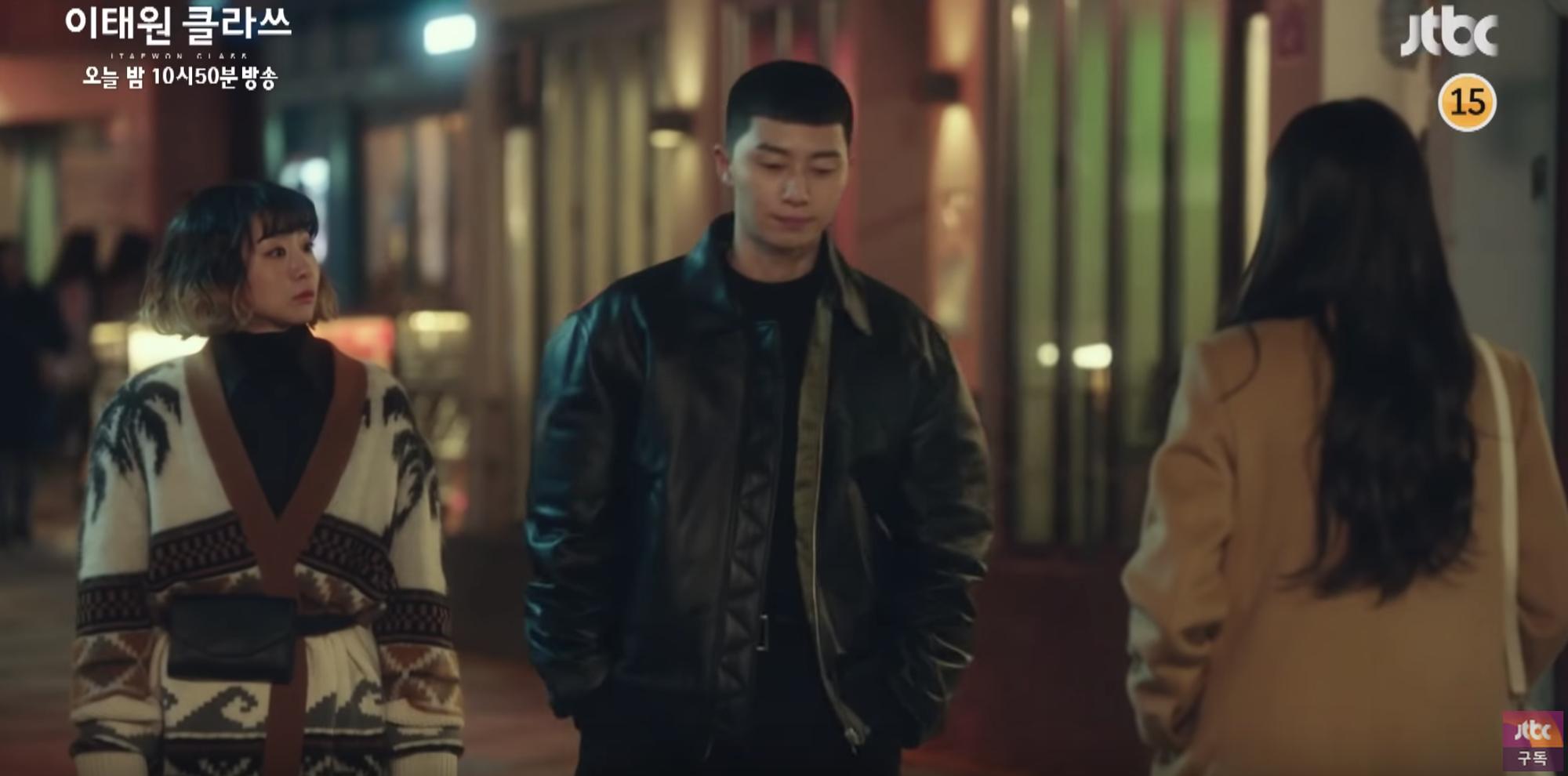 Preview Tầng Lớp Itaewon tập 6: Điên nữ nói thẳng thích Park Seo Joon, cảnh cáo sẽ huỷ hoại đời chị gái tình đầu - Ảnh 3.
