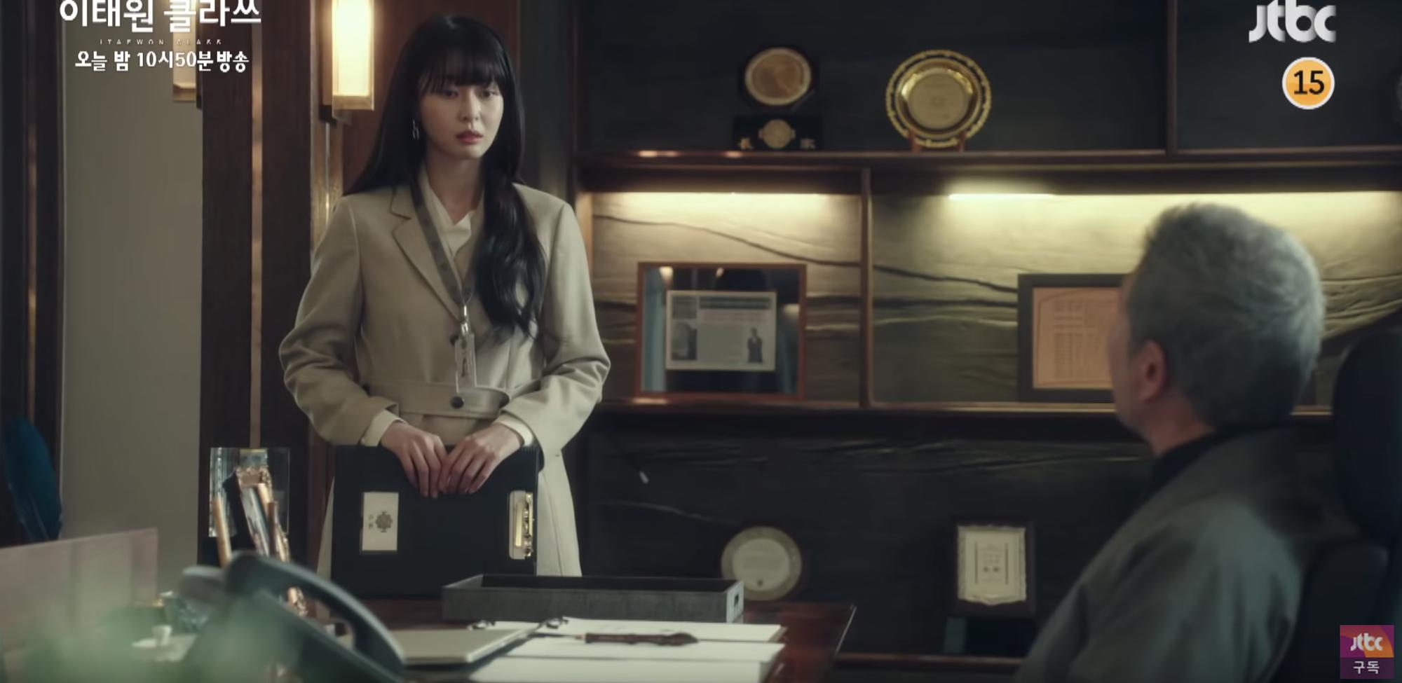 Preview Tầng Lớp Itaewon tập 6: Điên nữ nói thẳng thích Park Seo Joon, cảnh cáo sẽ huỷ hoại đời chị gái tình đầu - Ảnh 9.