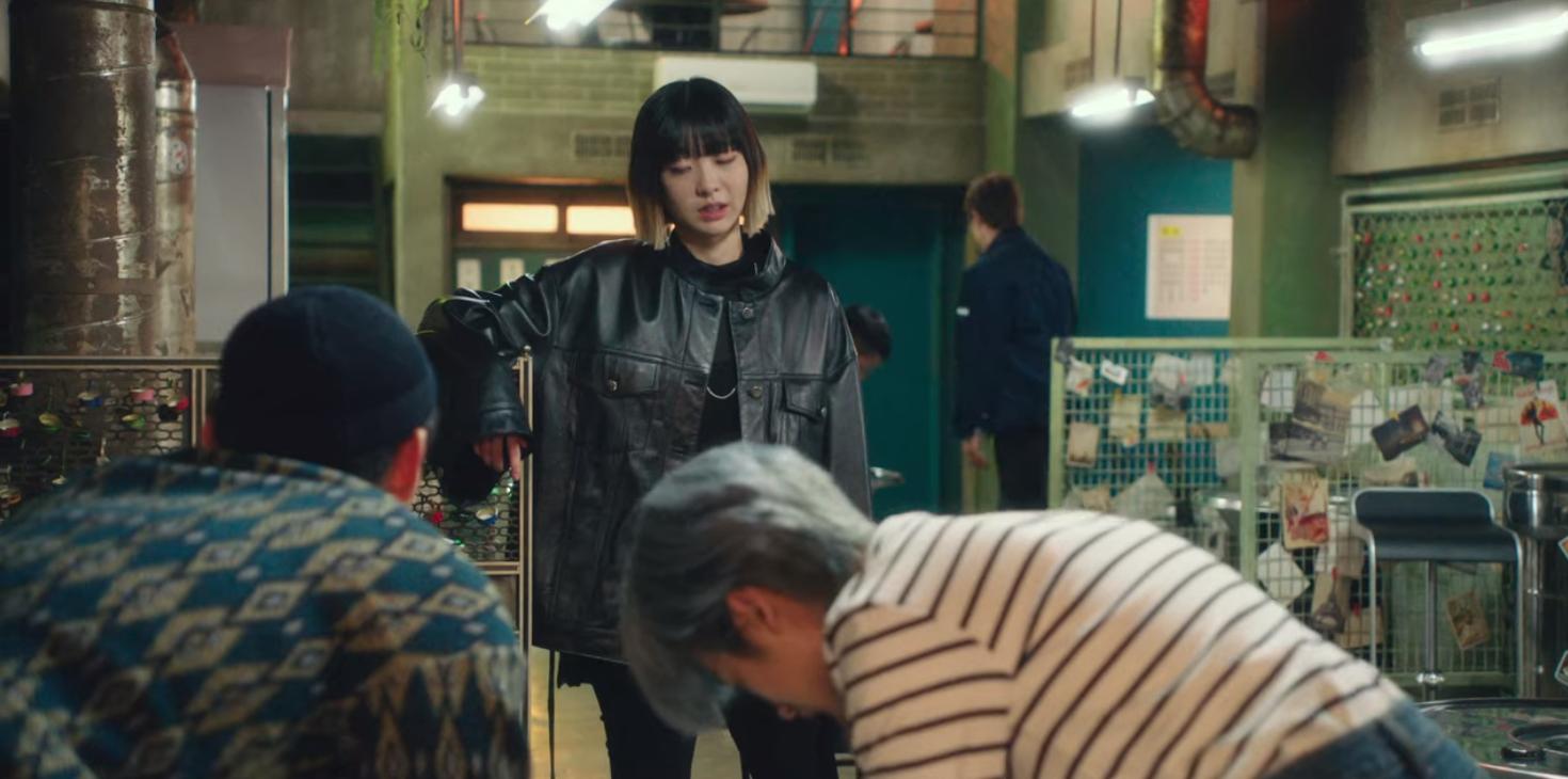 Vì chủ quán đẹp trai Park Seo Joon, gái hư Kim Da Mi tung liên hoàn tát, triệt hạ ác nữ với một nốt nhạc ở Tầng Lớp Itaewon tập 5 - Ảnh 3.