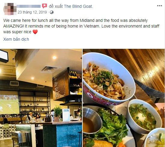 Đại diện nhà hàng của Christine Hà lên tiếng sau khi bị đầu bếp Việt chê dở lẫn miệt thị: Chính những người như anh ấy khiến ẩm thực Việt không thể được thế giới biết đến - Ảnh 6.