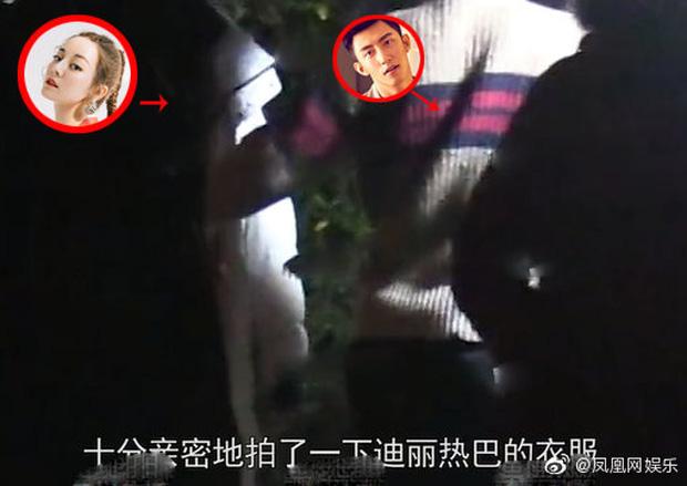 Blogger tiết lộ Cbiz thêm cặp đôi mới cực hot: Địch Lệ Nhiệt Ba đang đắm say trong tình yêu với Hoàng Cảnh Du? - ảnh 3