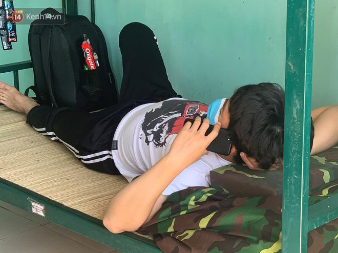 Cận cảnh bên trong khu cách ly người Việt từ tâm dịch virus Corona của Hàn Quốc về Đà Nẵng - ảnh 10