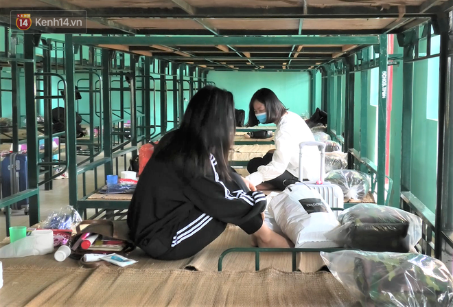 Cận cảnh bên trong khu cách ly người Việt từ tâm dịch virus Corona của Hàn Quốc về Đà Nẵng - ảnh 3