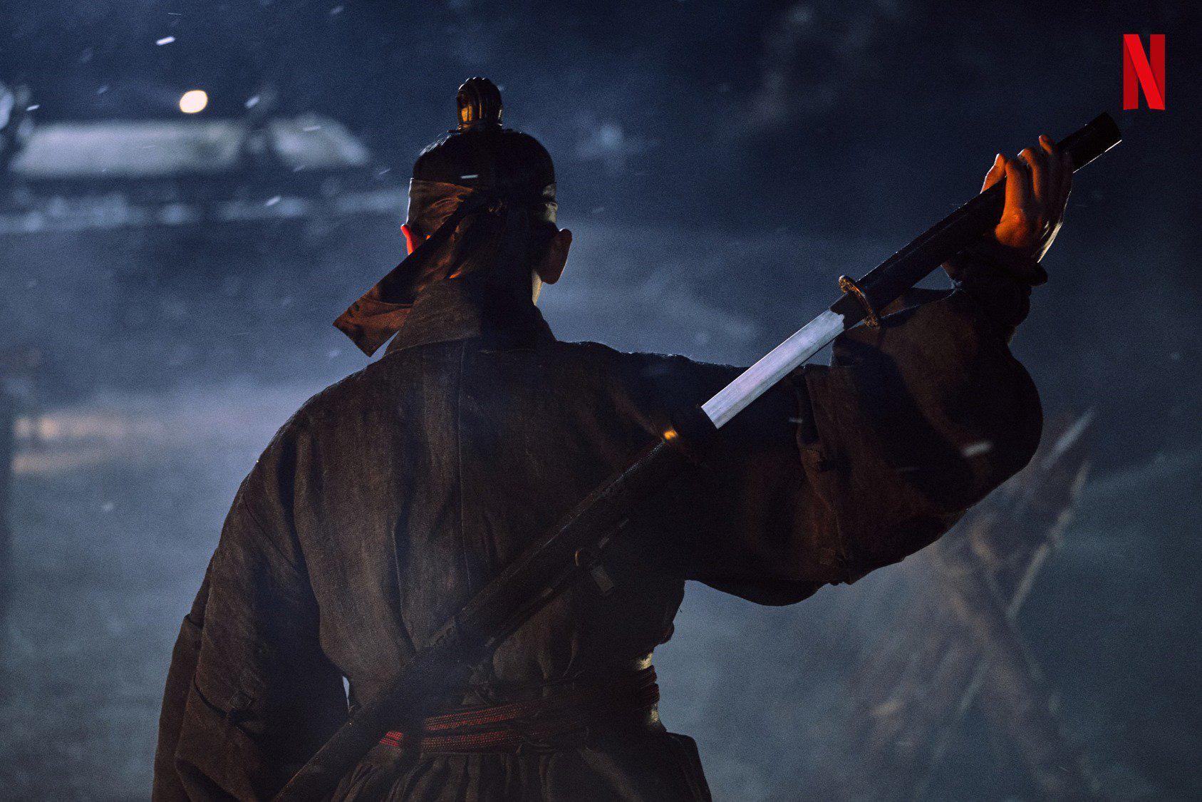 Kingdom 2 tung teaser nghẹt thở: Thái tử Lee Chang bị tập kích bởi đoàn zombie đông như kiến - Ảnh 5.