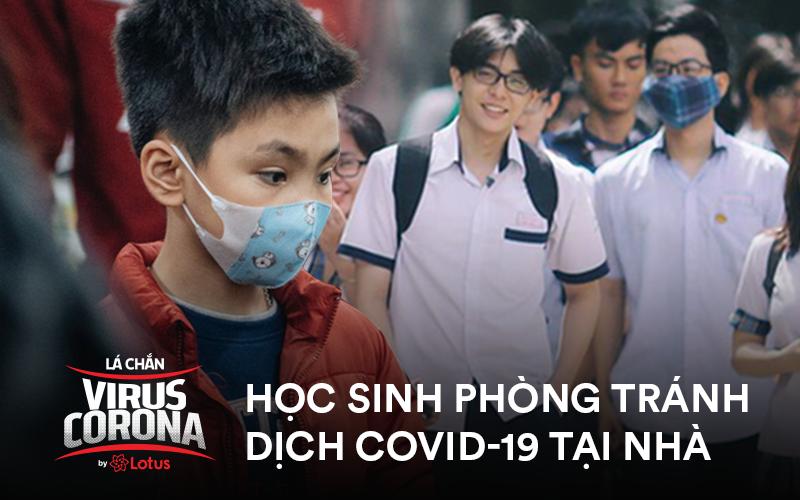 10 khuyến cáo của Bộ Y tế để học sinh phòng tránh dịch Covid-19 trong thời gian nghỉ học ở nhà