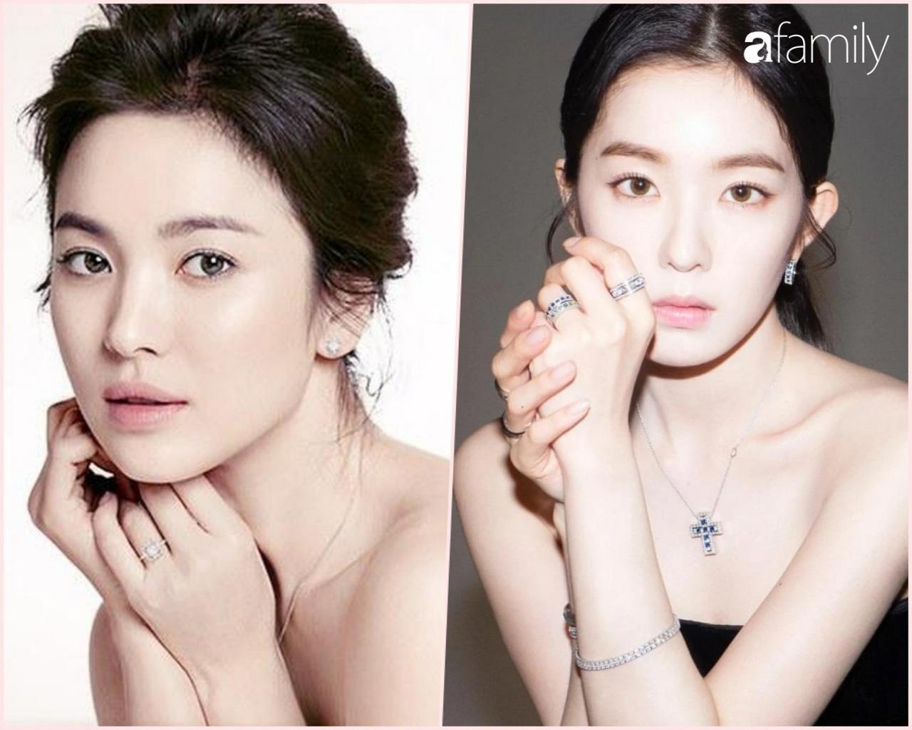 Irene càng nhìn càng xinh, lại còn đâm giống Song Hye Kyo