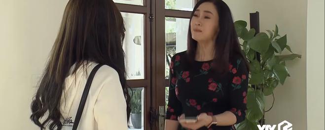 Rình mò bắt gian mợ 13 đong đưa bố, con gái rượu Quỳnh Kool nhận ngay một tát từ mẹ ruột trong Đừng Bắt Em Phải Quên tập 8 - Ảnh 7.