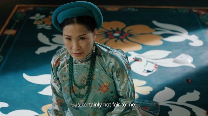 Em gái Trấn Thành vừa xuất hiện liền ăn đòn 30 hèo ở Phượng Khấu, thương ghê đóng phim nào cũng bị đánh - Ảnh 12.
