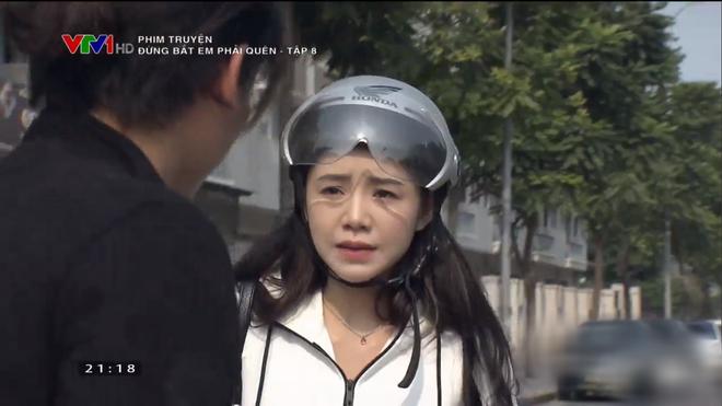 Rình mò bắt gian mợ 13 đong đưa bố, con gái rượu Quỳnh Kool nhận ngay một tát từ mẹ ruột trong Đừng Bắt Em Phải Quên tập 8 - Ảnh 8.