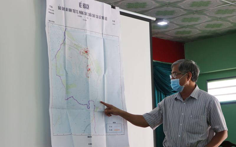 Bến Tre: Cách ly 1.588 người tại ấp Thừa Lợi sau khi phát hiện cô gái 17 tuổi nhiễm Covid-19 về từ Malaysia