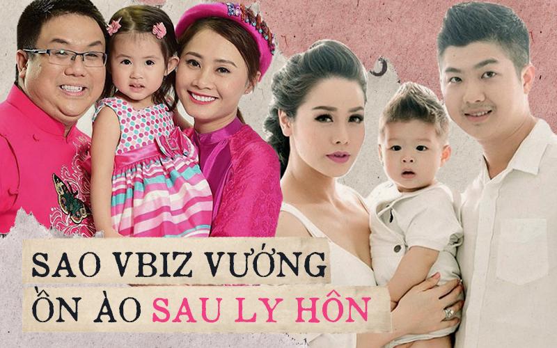 Cuộc chiến giành quyền nuôi con khiến cả Vbiz dậy sóng: Nhật Kim Anh, Gia Bảo vạch mặt nhau, Việt Anh bị vợ tố cực căng