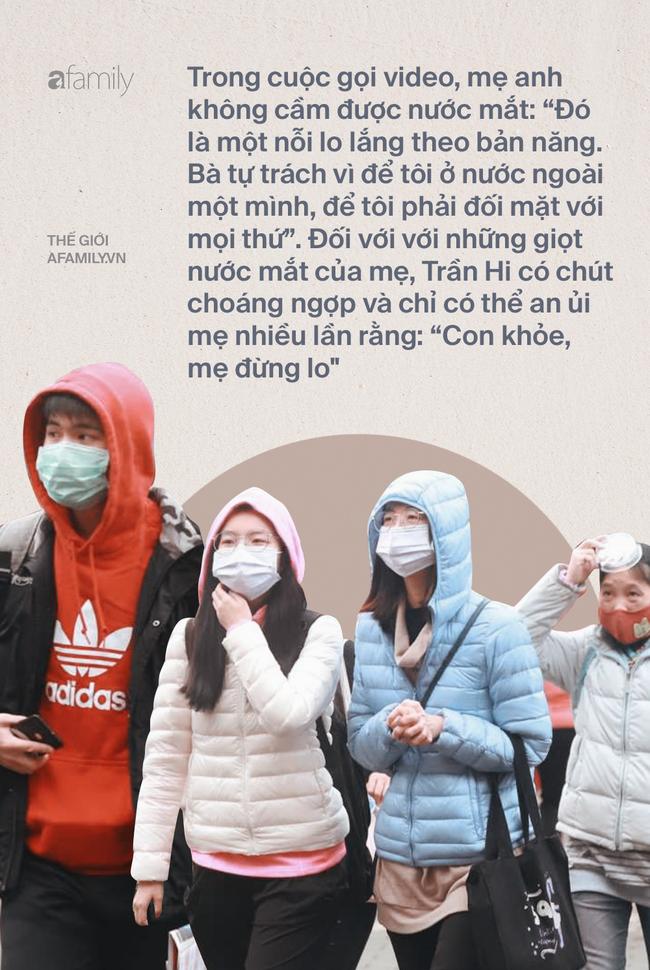 Hai du học sinh Trung Quốc bị mắc kẹt giữa trời Tây mùa Covid-19: Người lo lắng tháo chạy, người ở lại nhưng vẫn hoài nghi không biết có đáng hay không - Ảnh 5.