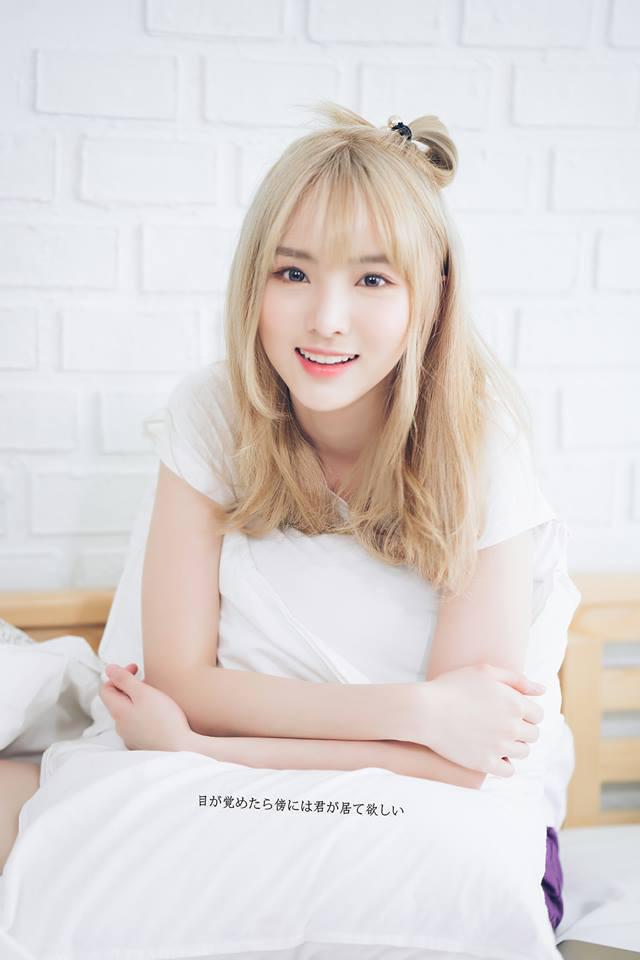 Hot girl Thái Lan từng song ca với Lynk Lee gây sốt khi bất ngờ tham gia Produce 101 bản Trung Quốc - ảnh 1