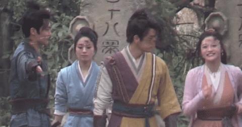 Rộ tin Triệu Lệ Dĩnh mặt nặng mày nhẹ trên phim trường với Chu Khiết Quỳnh vì bị đàn em giở thủ đoạn sau lưng - ảnh 6