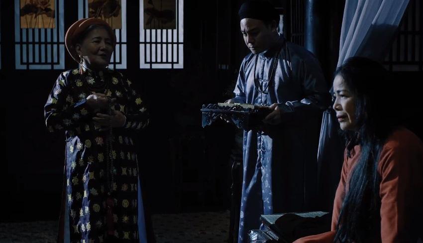 Mẹ chồng - nàng dâu cạnh khoé đến mệt ở Phượng Khấu tập 4, nhưng người tưởng là trùm cuối lại sớm bay màu? - Ảnh 7.