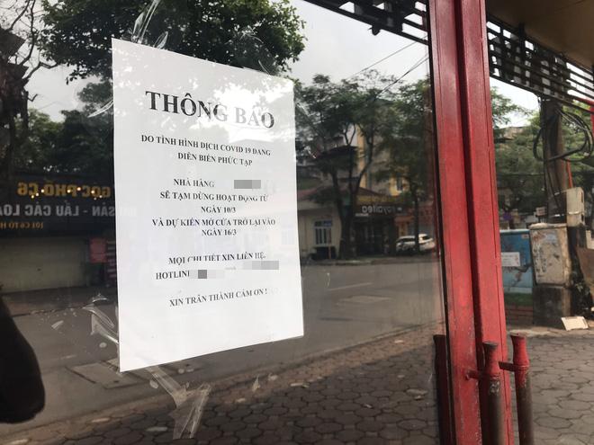 """Chủ cửa hàng thực hiện lệnh đóng cửa quán để chống dịch COVID-19: """"Sức khoẻ là vốn quý nhất, mong Hà Nội sớm bình yên trở lại!"""" - ảnh 5"""