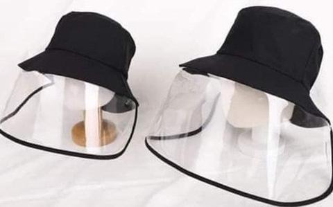 Mũ chống giọt bắn đang cháy hàng trên thị trường có ngăn được virus SARS-CoV-2? - ảnh 1