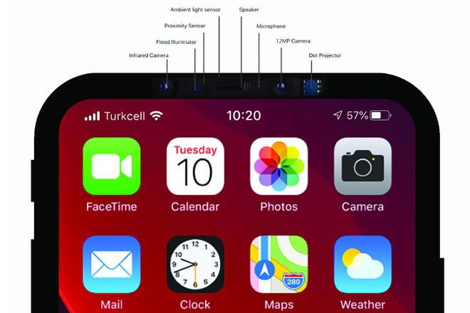 iPhone 12 Pro không có tai thỏ: Tiết lộ từ đoạn mã iOS 14 chưa ra mắt của Apple - ảnh 2