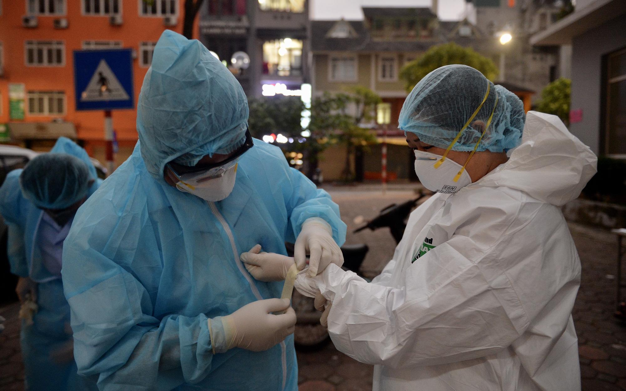 Cách ly 63 y bác sỹ bệnh viện Phụ sản Hà Nội liên quan bệnh nhân 243