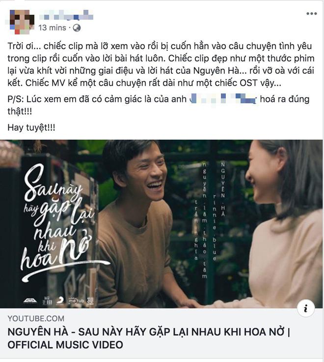 Fan Mắt Biếc mừng rơn khi Ngạn và Hồng có kết đẹp trong MV của Nguyên Hà nhưng chuyện tình mùa dịch mới được nhắc tới nhiều nhất! - ảnh 8