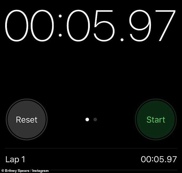 Nữ hoàng nhạc Pop Britney Spears khiến dân tình sốc nặng khi tự nhận phá kỷ lục của Usain Bolt tới 4 giây, còn đưa ra luôn cơ sở để chứng minh - ảnh 1