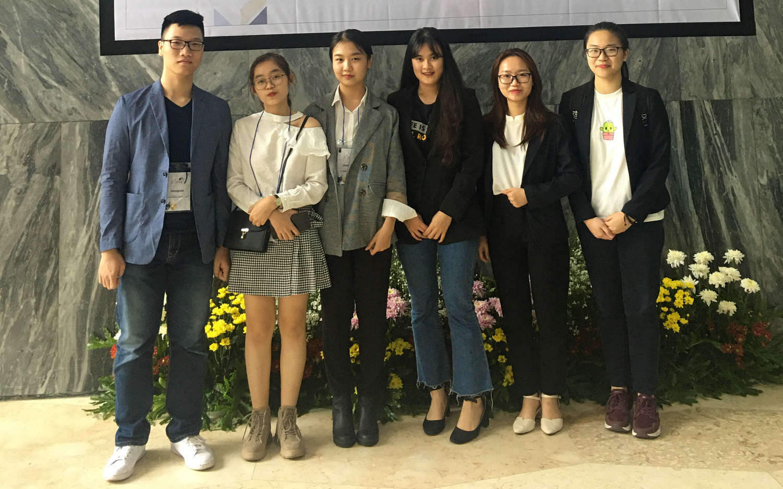 Sinh viên Học viện Ngân Hàng giành giải thưởng tại Hội thảo khoa học quốc tế: Đề tài mang tính thực tiễn, được đánh giá cao