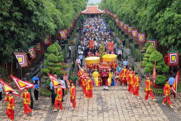 Tổ chức Ngày Quốc tổ Việt Nam toàn cầu 2020 qua online - ảnh 1
