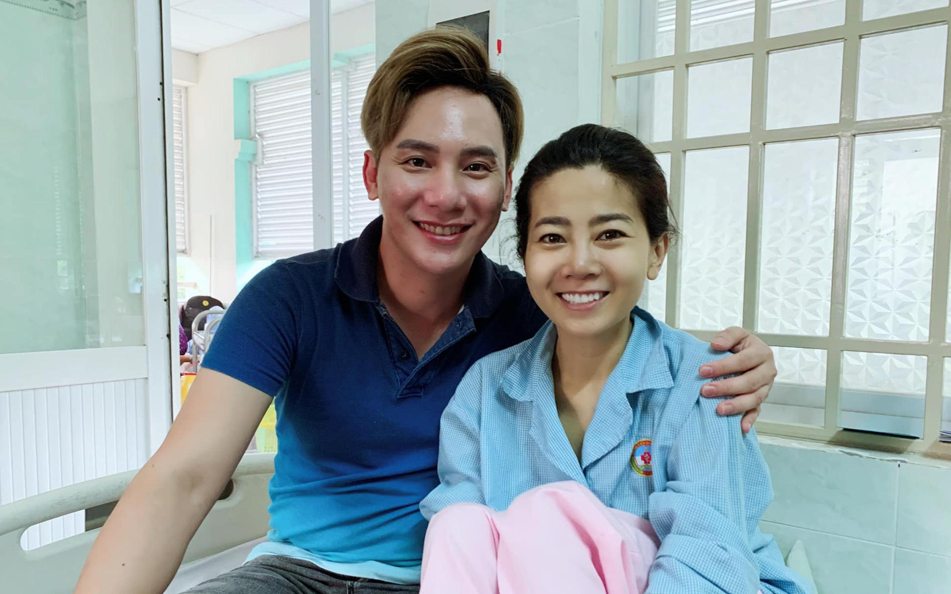Bạn thân chia sẻ hình ảnh đầu tiên của Mai Phương trong bệnh viện, xót xa tiết lộ tình hình sức khoẻ hiện tại
