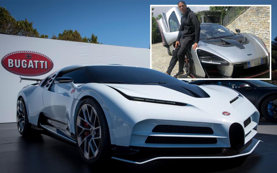 Biện pháp giải sầu xa xỉ của Ronaldo trong thời gian tự cách ly: Đặt mua siêu xe có sức mạnh kinh khủng, giá 230 tỷ đồng và chỉ sản xuất 10 chiếc