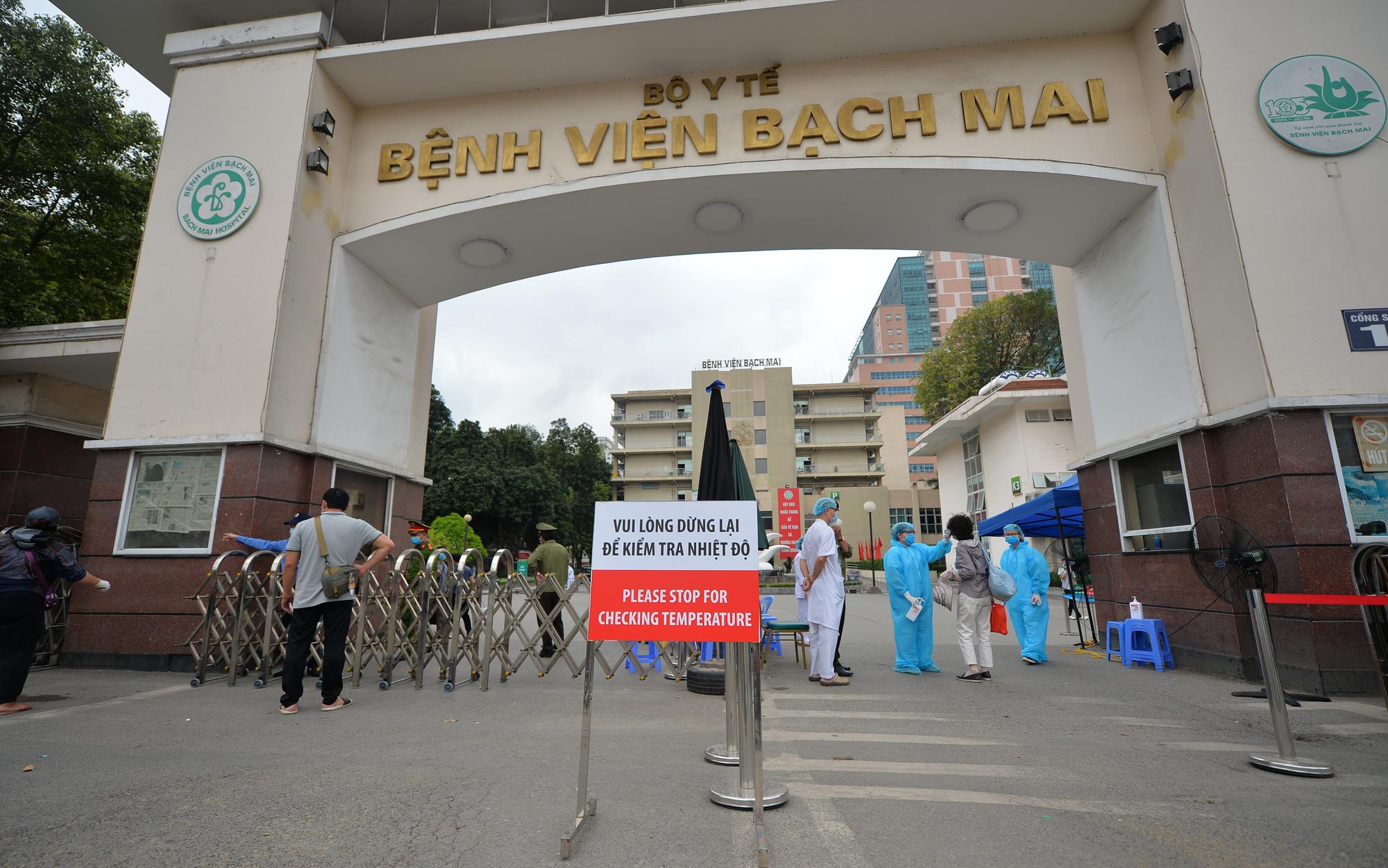 Công điện khẩn, yêu cầu những người đã sử dụng dịch vụ tại căng tin BV Bạch Mai từ ngày 10/3 gọi điện ngay cho trung tâm kiểm soát bệnh tật