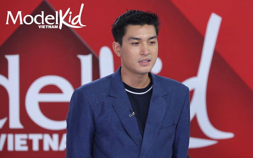 """Quang Đại bất ngờ xin rút lui khỏi vị trí HLV """"Model Kid Vietnam"""" vì không kiềm chế được cảm xúc"""