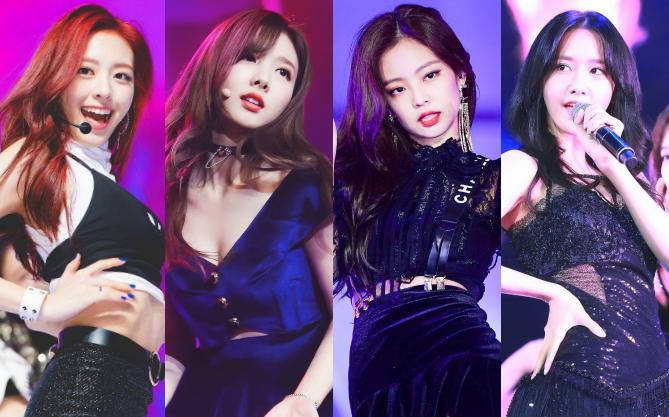 Tranh cãi hội center girlgroup đỉnh nhất lịch sử Kpop: Hầu như toàn visual, đau đầu nhất là BLACKPINK và TWICE