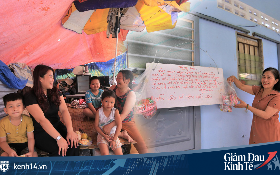 Nhiều chủ nhà trọ ở Đà Nẵng giảm tiền, phát mì tôm miễn phí: Người thuê trọ bật khóc vì xúc động